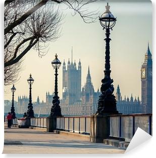 Fotomural Estándar Big Ben y las Casas del Parlamento, Londres