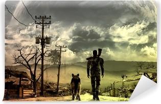Fotomural Estándar Fallout