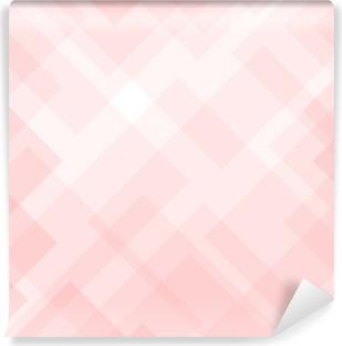 Fotomural Estándar Fondo rosado abstracto elegante