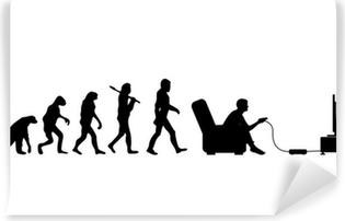 Fotomural Estándar Gamer Evolution