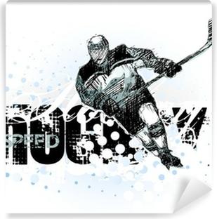 Fotomural Estándar Hockey sobre hielo 2