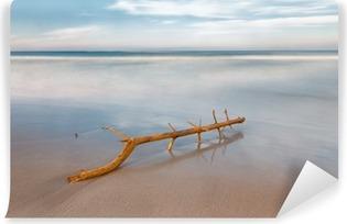 Fotomural Estándar La exposición a largo en la playa