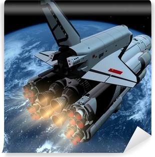 Fotomural Estándar La nave espacial