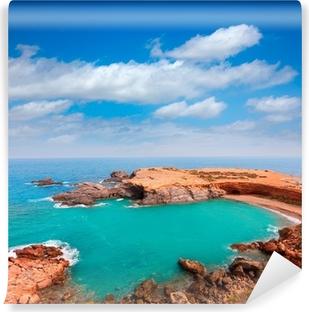 Fotomural Lavable Cabo de Palos beach near Mar Menor Murcia