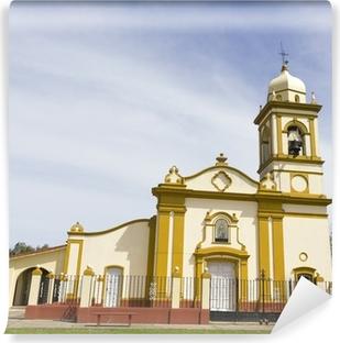Fotomural Lavable Capilla Colonial Español