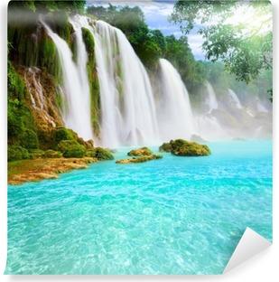 Fotomural Lavable Detian waterfall