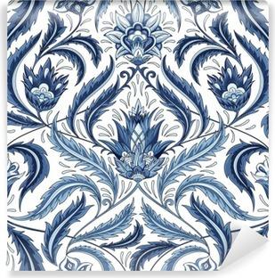 Fotomural Lavable Floral pattern