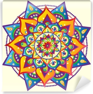 Fotomural Lavable Mandala