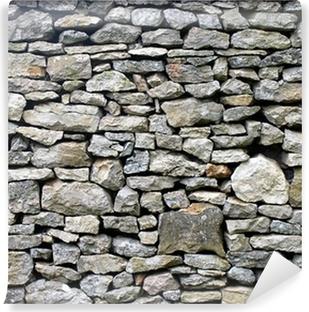 Fotomural Lavable Mur en pierre du lote