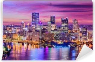 Fotomural Lavable Pittsburgh, pennsylvania, estados unidos
