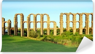 Fotomural Lavable Roman Aqueduct of Los Milagros, Merida, Spain