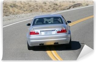 Fotomural Lavable Sports car