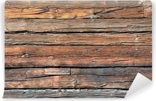 fotomural autoadhesivo tabla de madera rstica - Madera Rustica