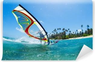 Fotomural Lavable Windsurfing