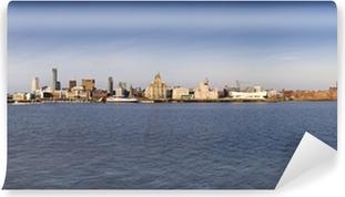 Fotomural Estándar Liverpool frente al mar