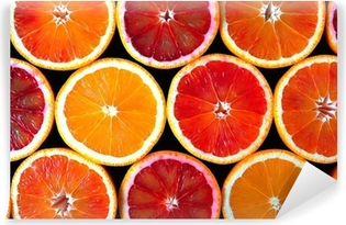 Fotomural Estándar Naranjas
