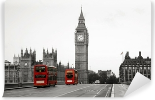 Fotomural Estándar Palacio de Westminster