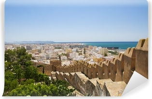 Fotomural Estándar Panorama desde la Alcazaba de Almería
