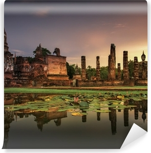 Fotomural Estándar Parque Histórico de Sukhothai