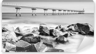 Fotomural Estándar Puente petrolero de badalona