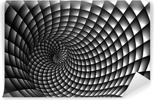 Fotomural Estándar Resumen 3D Spiral