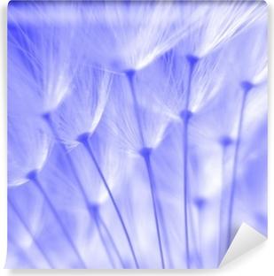 Fotomural Estándar Semillas de diente de león azul