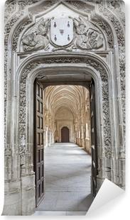 Fotomural Estándar Toledo - Monasterio San Juan de los Reyes - portal