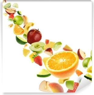 Vinilo Pixerstick Un Monton De Frutas Pixers Vivimos Para Cambiar