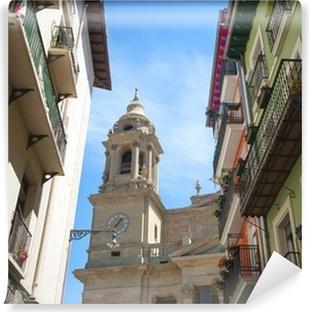 Fotomural Estándar Vista de Pampllona.Navarre.Spain