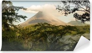 Fotomural Estándar Volcán Arenal, Costa Rica