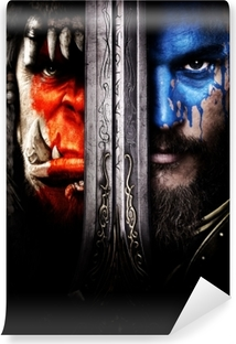 Fotomural Estándar Warcraft: El Origen