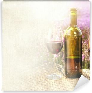 Fotomural Estándar Winebottle