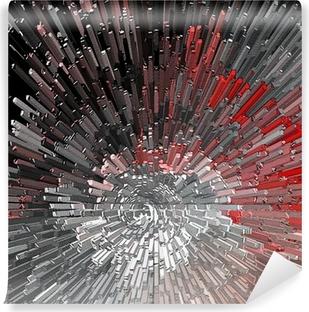 Vinyl-Fototapete Abstrakt strukturierten Hintergrund.