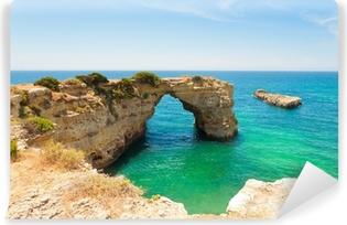 Vinyl-Fototapete Algarve Strand - Algarve Strand