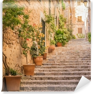 Excellent Altes Dorf Gasse Treppe Mediterran With Mediterran