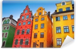 Vinyl-Fototapete Altstadt