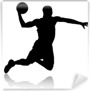 Vinyl-Fototapete Basketball