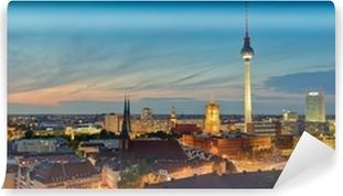 Vinyl-Fototapete Berlin