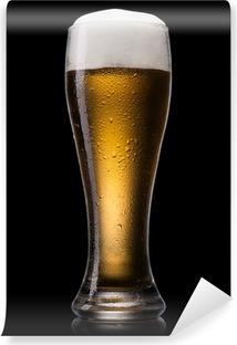 Vinyl-Fototapete Bier