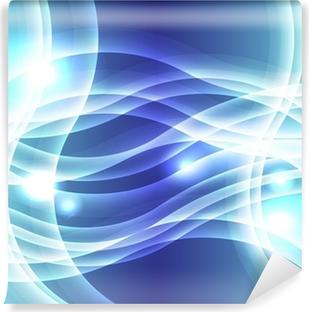 Vinyl-Fototapete Blue background