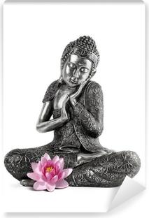 Vinyl-Fototapete Bouddha a Serenite