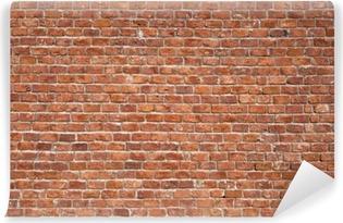 Vinyl-Fototapete Brick Wall Hintergrund