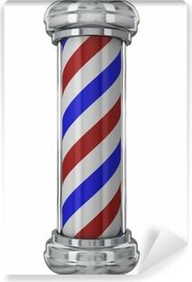 Vinyl-Fototapete Classic Barber Pole