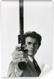 Vinyl-Fototapete Clint Eastwood