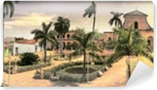 Vinyl-Fototapete Cuba trinidad