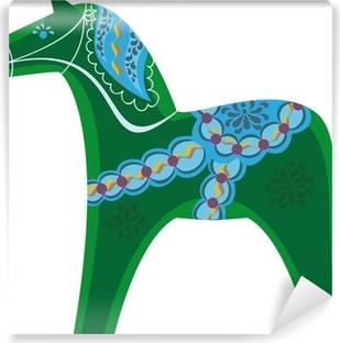 Dalarna Pferd wandtattoo dalarna pferd pixers wir leben um zu verändern