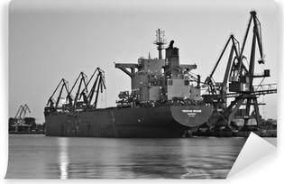 Vinyl-Fototapete Danziger Werft 9