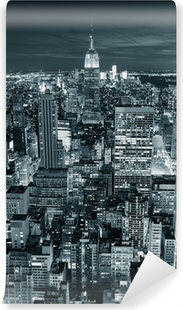 Vinyl-Fototapete Empire State Building closeup