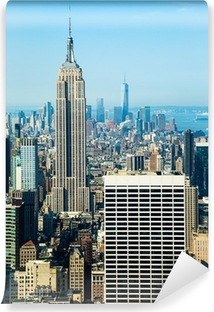 Vinyl-Fototapete Empire state building