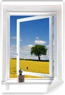 Fototapeten fenster pixers wir leben um zu ver ndern - Fenster mit aussicht ...